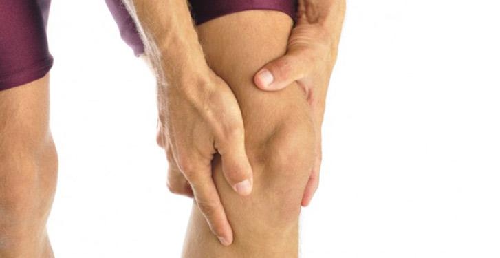 vena a apărut în spatele genunchiului